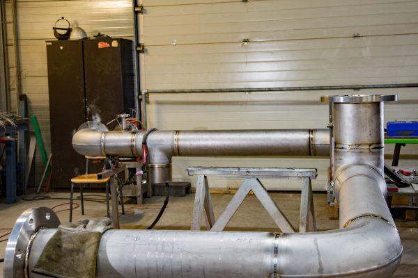 preheater titanium