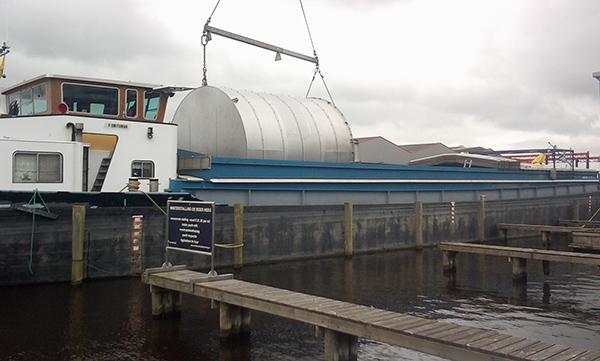 storage tanks duplex